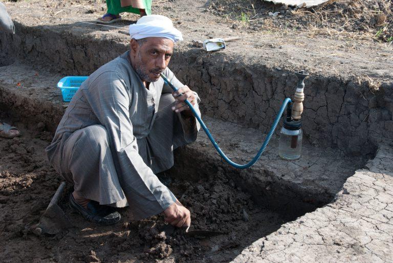 Vorarbeiter Reis Salah Ali